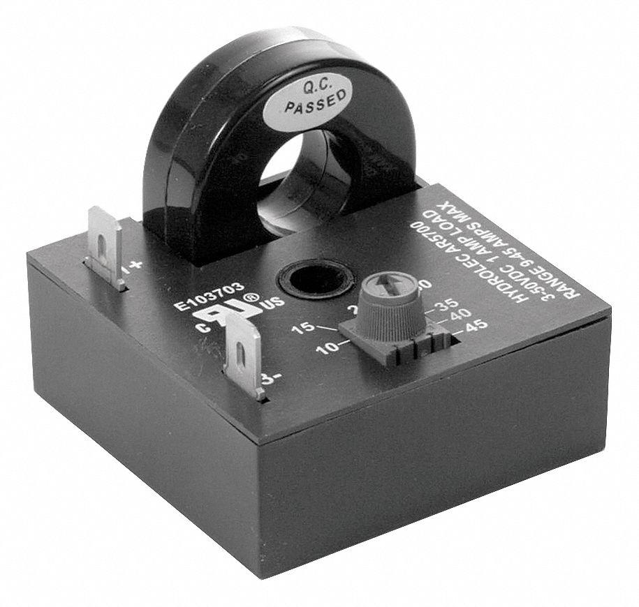 current sensing relay grainger