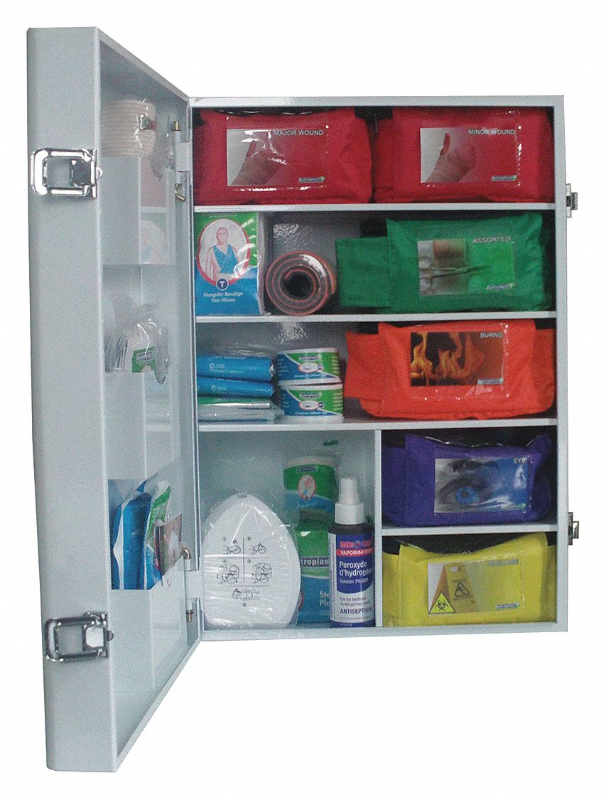 Wall Mounted Shelves Canada Astroplast Canada Regulatory Fa Wall Mount First Aid Kits