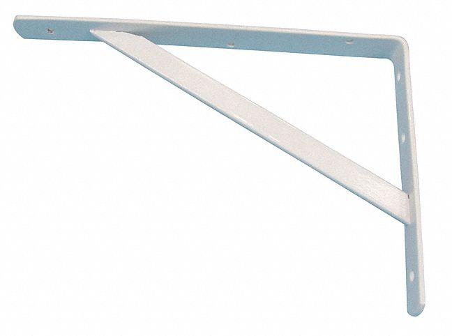 Grainger Approved Shelf Bracketsteel15 3 4 In L