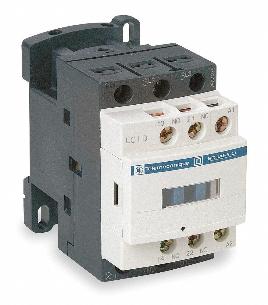 electrical diagram contactor