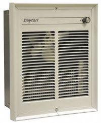 DAYTON Electric Wall Heater,BtuH 6824,208V - 3ENC8|3ENC8 ...