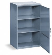 "DURHAM Aerosol Can Storage Cabinet, Gray, 32-3/4"" Overall ..."