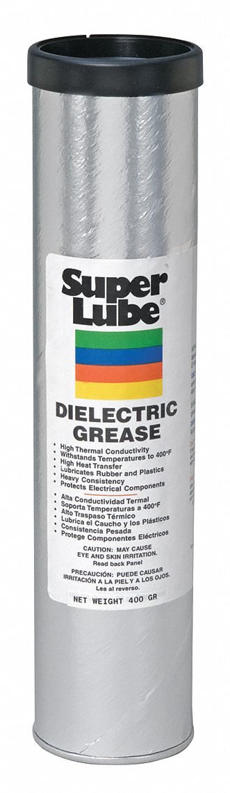 Dielectric Grease White Silicone Di Electric Grease 400g Nlgi Grade 2