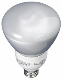GE LAMP CFL R30 15W 66664 - Compact Fluorescent Lamps (CFL ...