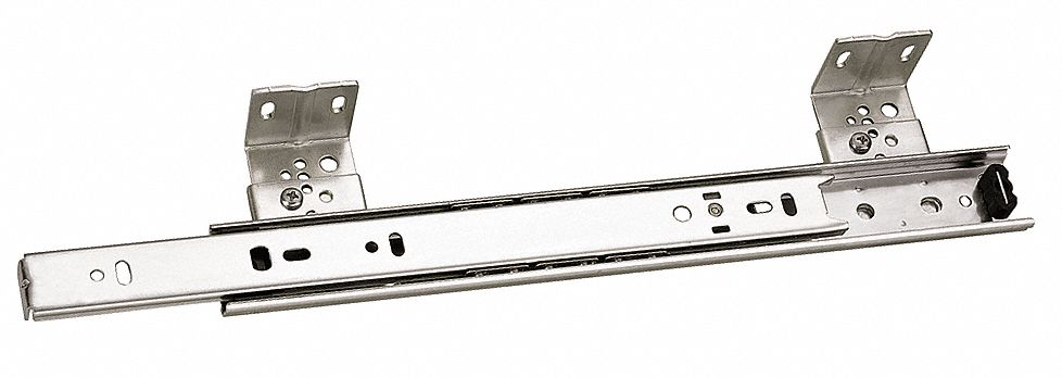 Accuride Drawer Slides Side Drawer Slide Lever Conventional Extension Type 3 4 Extension 2 Pk