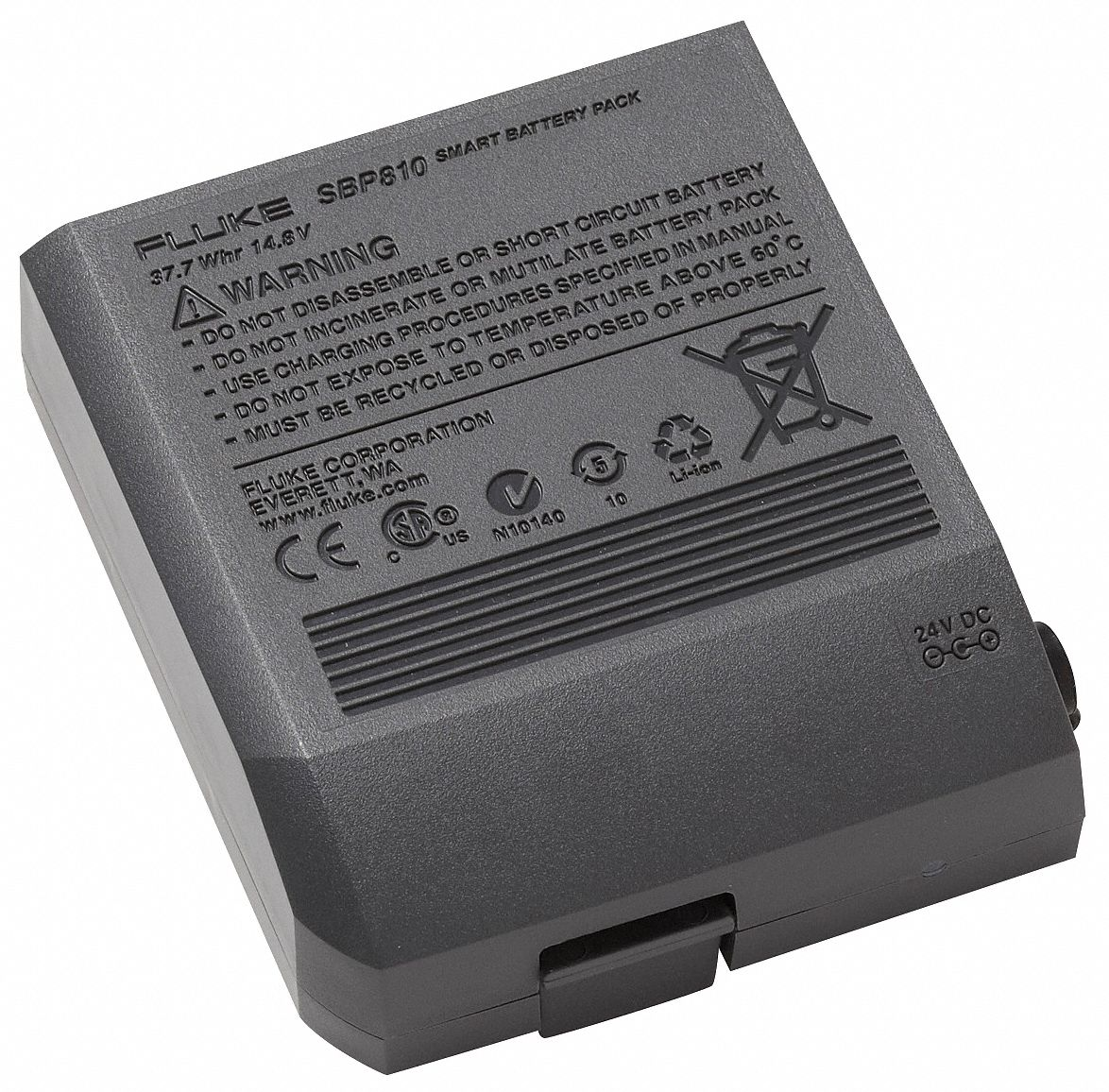 Smart Battery Smart Battery Pack For Fluke 810 5aer8