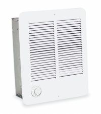 DAYTON Electric Wall Heater, Recessed or Surface, 120VAC ...