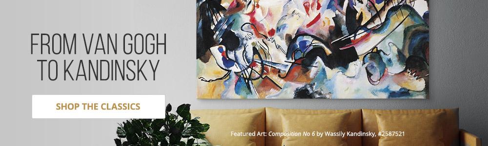 Big Wall Art Canvas Prints Abstract Art Home Decor Great Big