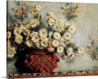 Chrysanthemums Wall Art, Canvas Prints, Framed Prints ...