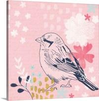 Sparrow I Wall Art, Canvas Prints, Framed Prints, Wall ...