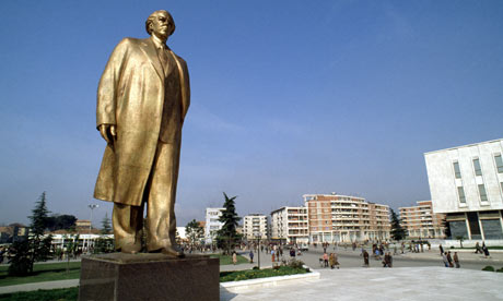 Albania Wallpaper Hd Dictator Lit Hoxha On Stalin Books The Guardian