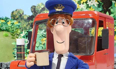 Fireman Sam 3d Wallpaper Postman Pat To Become 3d Movie Star Film The Guardian