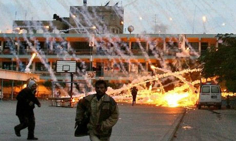 idf white phosphorus