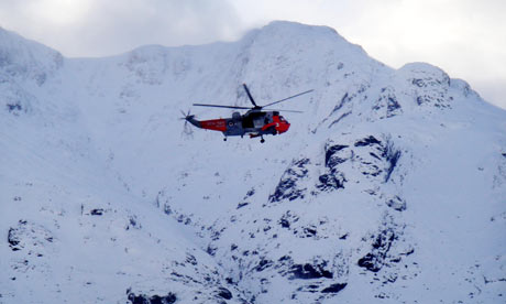Avalanche tragedy