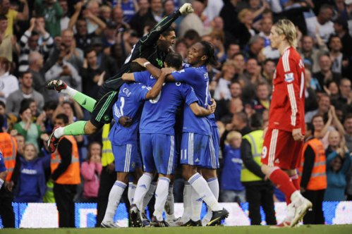 Chelsea v Liverpool: Chelsea v Liverpool