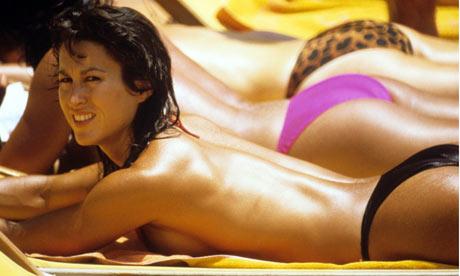 greek women nude beach