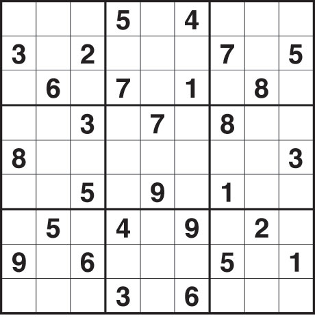 Sudoko High Fives Awesome The 12 Best Sudoku Puzzles Images On16