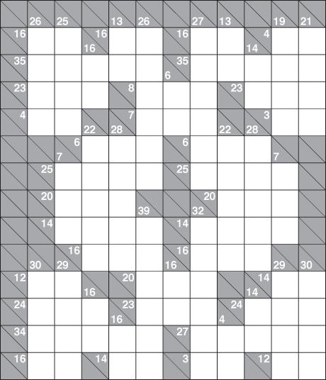 Online Kakuro Puzzle Solver