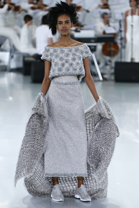 Chanel couture SS14