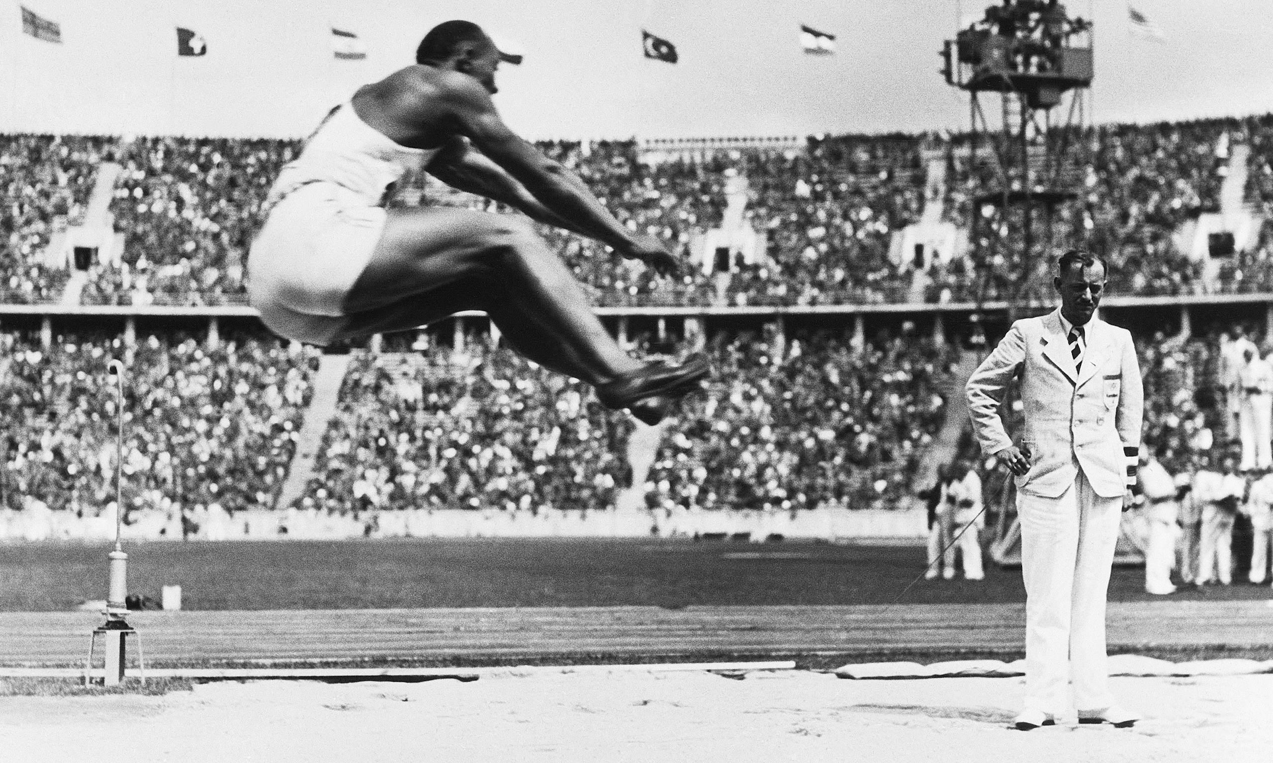 Jesse Owens Coloring Page - Democraciaejustica