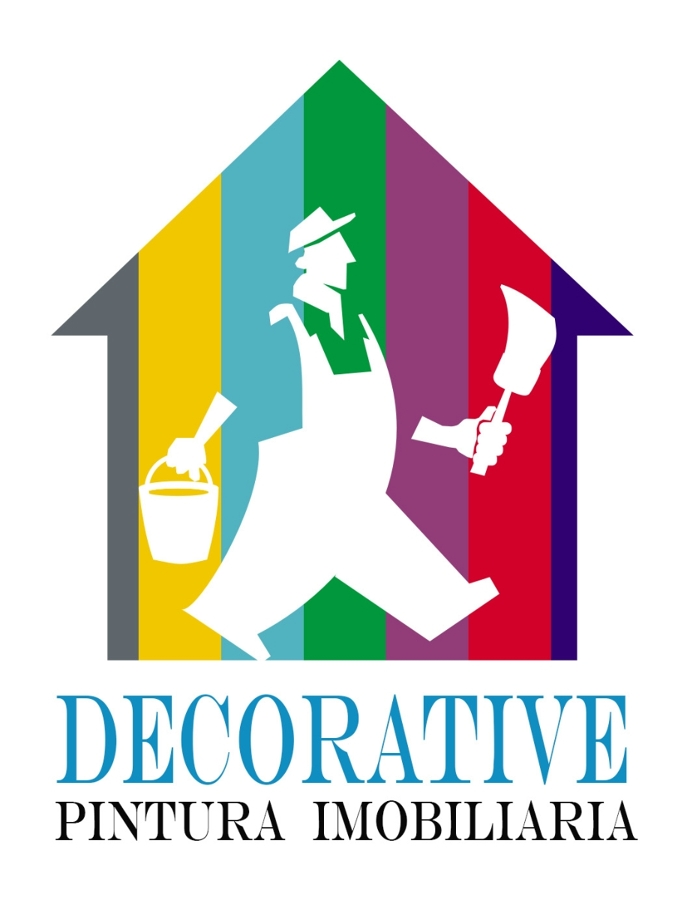 Logo Peinture Decoration Decorative Pintura Imobiliaria - Fortaleza