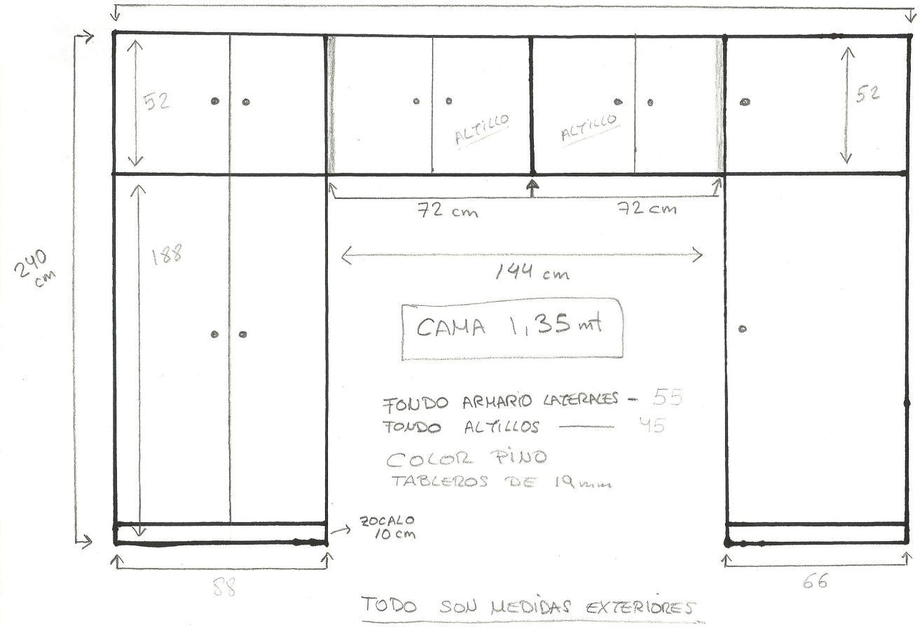 Muebles Para Cocina Medidas – Lakelouise.info
