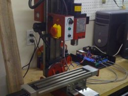 Servicing and Upgrading a Harbor Freight Mini Mill