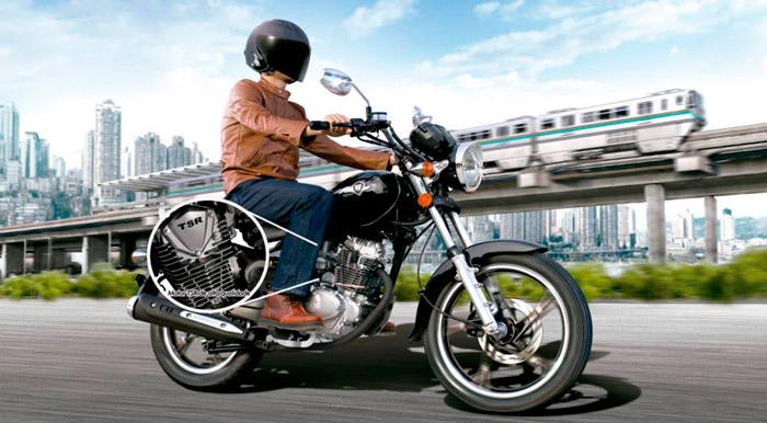 Chopper Road 150 Comprar Motocicleta de baixa cilindrada é na
