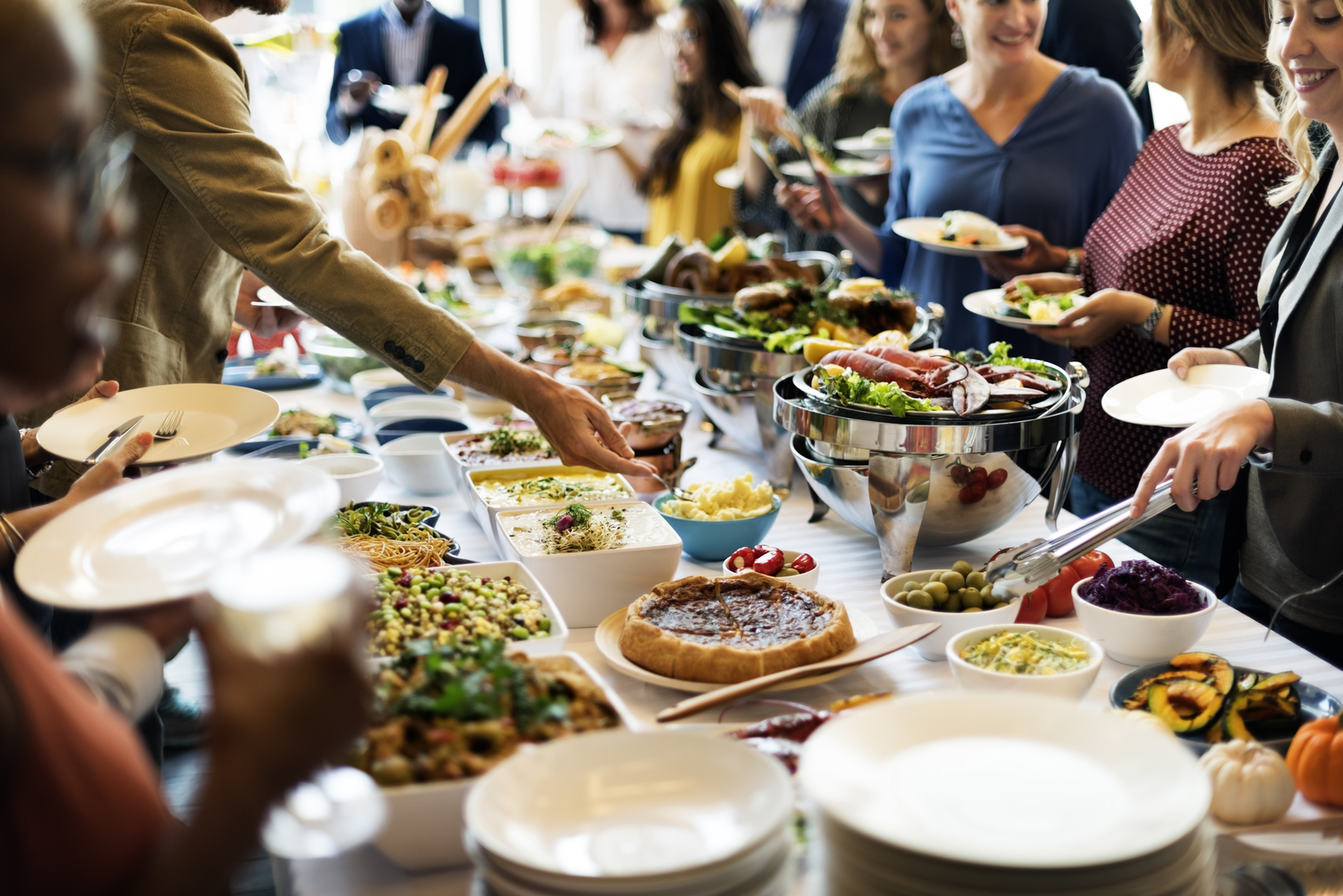 Lunchbuffet Amsterdam Buffet Catering Partyservice Hapjes Aan Huis