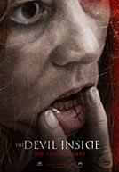 The Devil Inside Poster