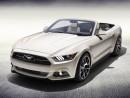 2015 Ford Mustang 2-Door Convertible GT Premium