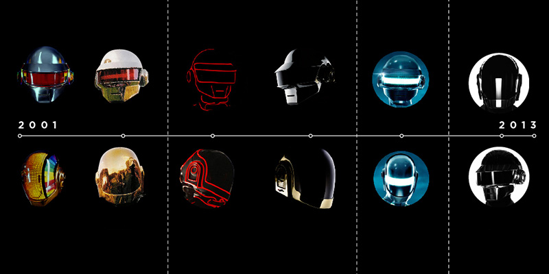 Full Hd Motorcycle Wallpaper A History Of Daft Punk S Visual Identity Highsnobiety