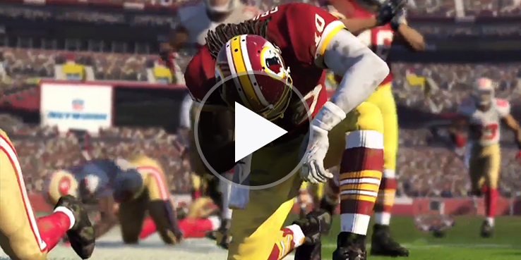 Fall Facebook Wallpaper Watch The Gameplay Trailer For Madden 25 For Xbox One