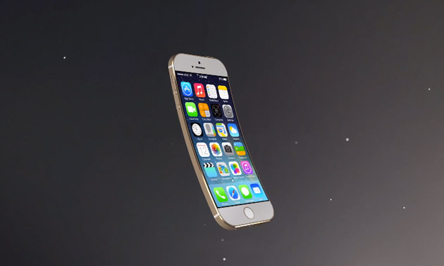 New Wallpaper 2018 3d Iphone 6 Concept Design With Corning Curved Glass