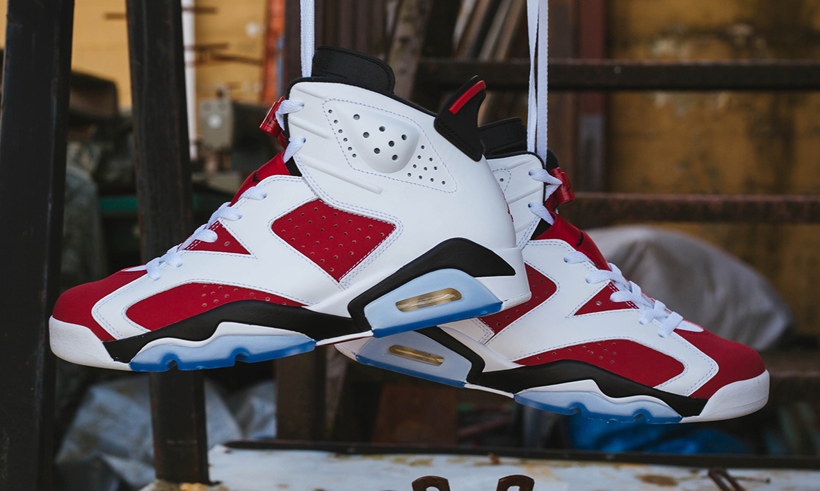 Wallpapers Hd Joker Air Jordan 6 Retro Quot Carmine Quot Highsnobiety
