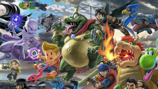 Frank Ocean Wallpaper Iphone X Super Smash Bros Ultimate Announces Five New Fighters