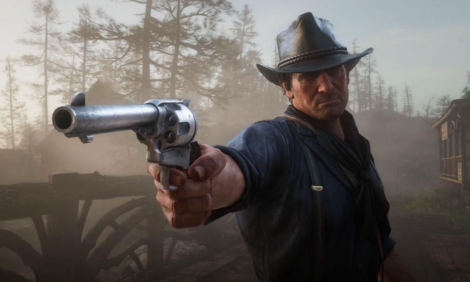First 39red Dead Redemption 239 Gameplay Trailer Is Finally Here