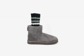 Sacai Reworks Ugg39s Classic Boot For Men Women