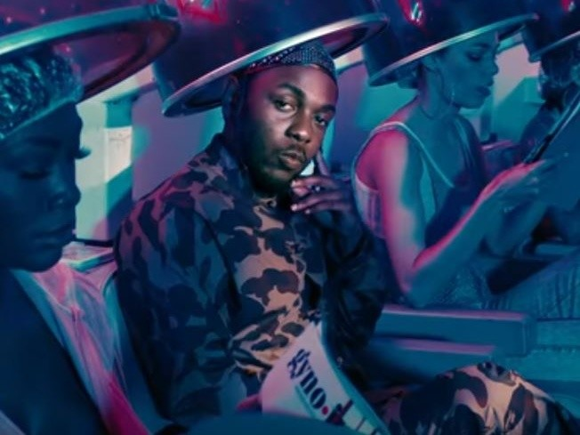 Kendrick Lamar Breaks Streaming Songs Record With \