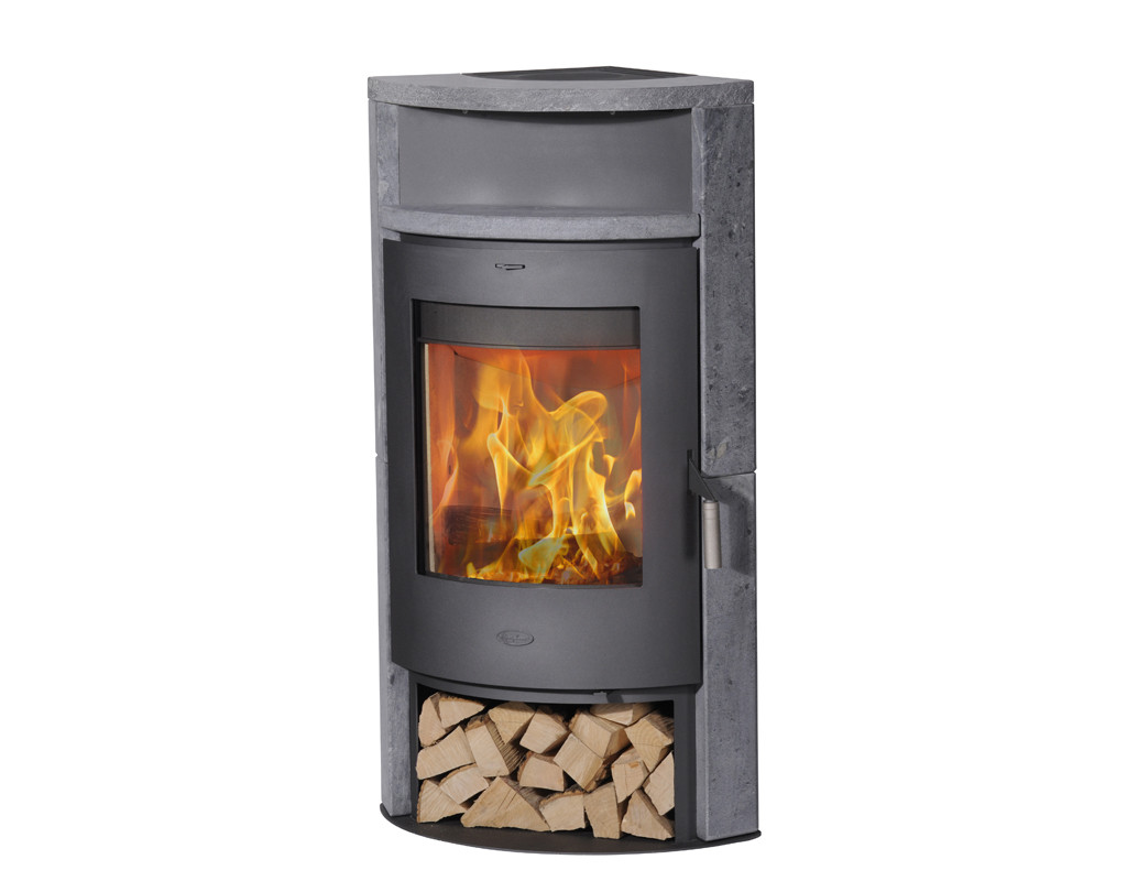 Kaminofen Günstig Amazon Kaminofen Eckkaminofen Fireplace Samba Speckstein
