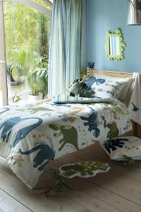 Dinosaur Single Duvet Cover, Curtains, Blanket, Rug