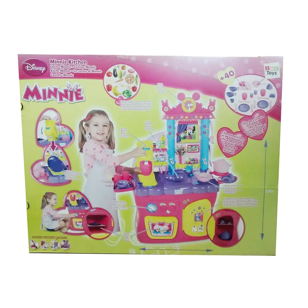Play Doh Küche Minnie Kitchen