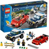 LEGO CITY POLICE HIGH SPEED CHASE (60007) 4.99 AT ASDA ...