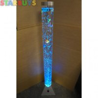 Bubble Fish Tube Lamp 21 was 39.99 from wowcher OFFER