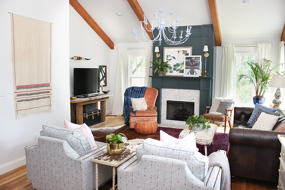 DIY Room Makeover Kitchen Remodel On A Budget HouseLogic   Diy Living Room  Makeover