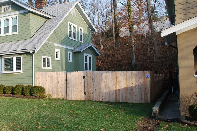 Large Of Build Backyard Fence