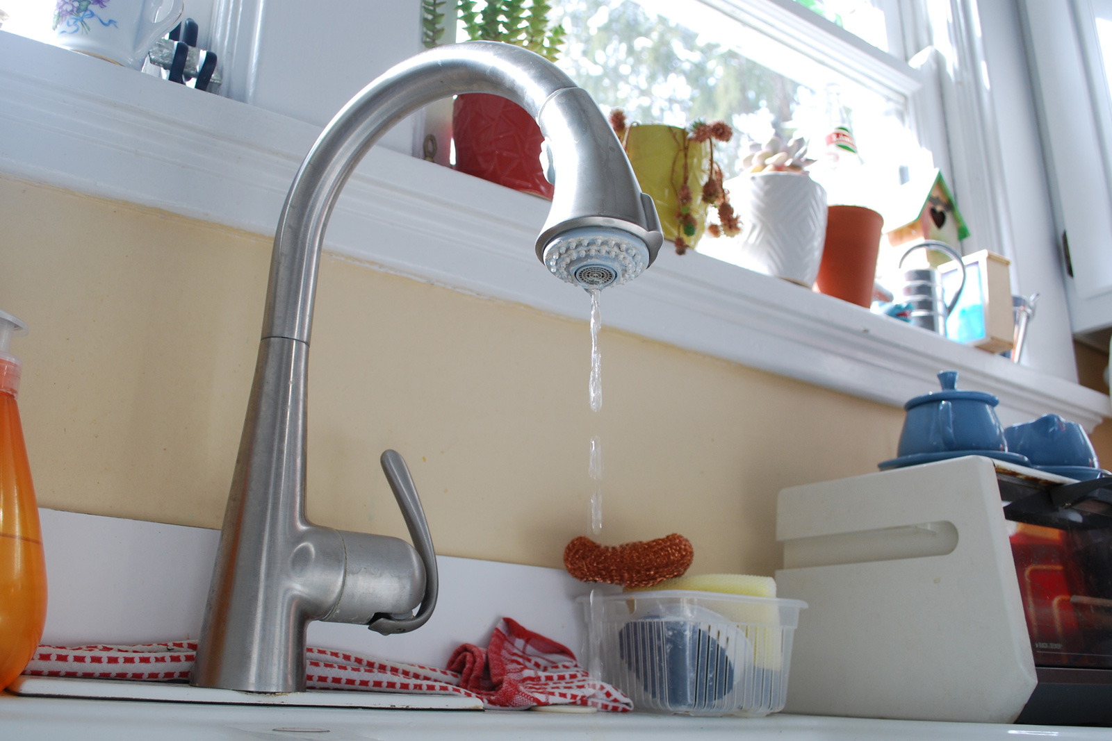suitable design of shop kitchen faucets at lowes for the