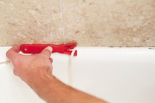 How To Remove Old Caulk | Remove Caulk | Diy Bathroom