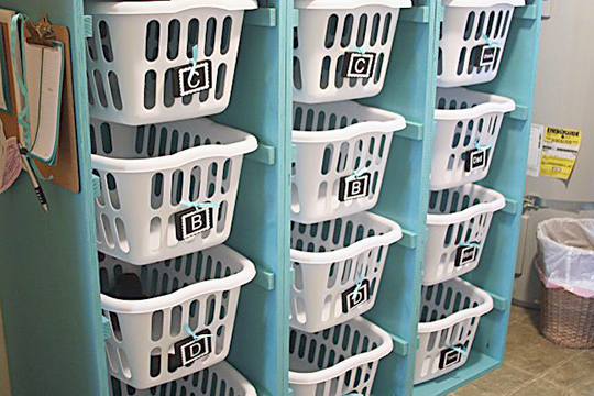 Laundry Room Organization Ideas Laundry Basket