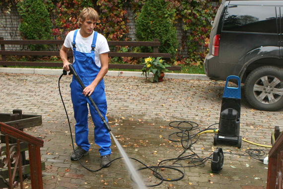 Pressure Washing Deck And Patio Patio Cleaning Tips